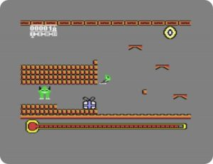 toas03 300x231 - Thing on a Spring (C64, 1985)
