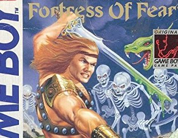 61cto5o1daL. SX425  e1495712616326 - Wizards & Warriors X - The Fortress of Fear (GameBoy, 1990)