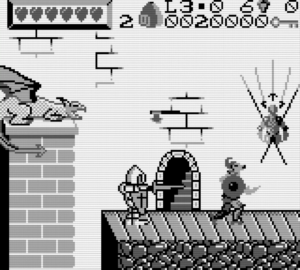 Bildschirmfoto 2017 03 29 um 17.38.56 300x270 - Wizards & Warriors X - The Fortress of Fear (GameBoy, 1990)