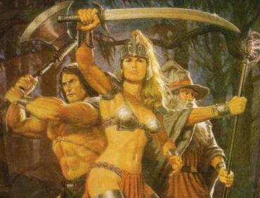 Blades of Vengeance (Sega MegaDrive, 1993)