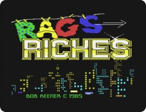 r2r00 300x231 - Rags to Riches (C64, 1985)