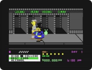 r2r01 300x230 - Rags to Riches (C64, 1985)