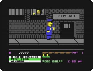 r2r02 300x230 - Rags to Riches (C64, 1985)