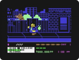 r2r03 300x230 - Rags to Riches (C64, 1985)