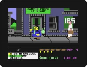 r2r05 300x229 - Rags to Riches (C64, 1985)