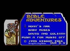Bildschirmfoto 2017 04 20 um 20.12.38biba 300x221 - Bible Adventures (Sega MegaDrive, 1995)