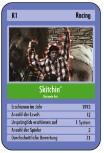 Skitchin1 copy 203x300 - Skitchin' (Sega MegaDrive, 1993)