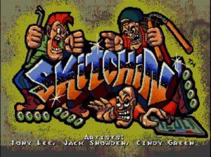 Skitchin2 300x223 - Skitchin' (Sega MegaDrive, 1993)