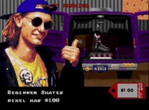 Skitchin3 300x223 - Skitchin' (Sega MegaDrive, 1993)