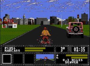 Skitchin5 300x223 - Skitchin' (Sega MegaDrive, 1993)