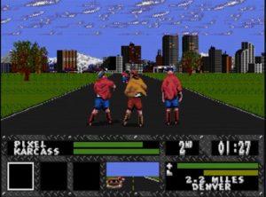 Skitchin6 300x222 - Skitchin' (Sega MegaDrive, 1993)
