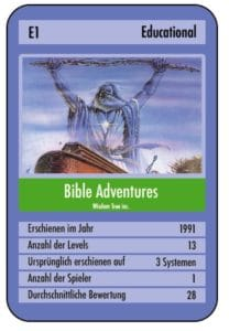 biba2 208x300 - Bible Adventures (Sega MegaDrive, 1995)
