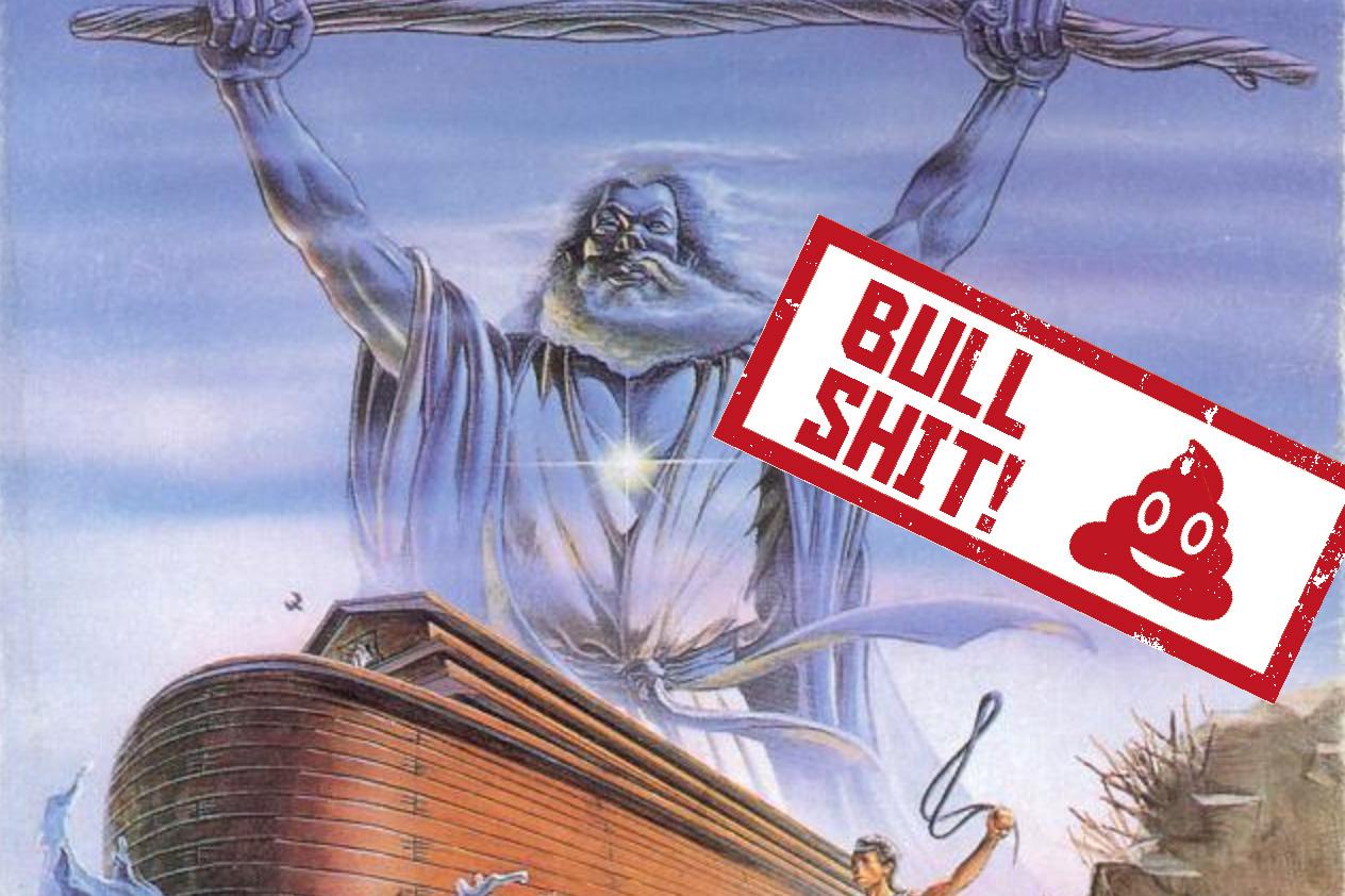 biblad - Bible Adventures (Sega MegaDrive, 1995)