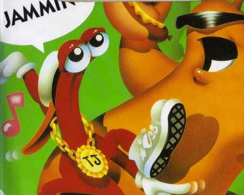 c1 copy - Toejam & Earl (Sega MegaDrive, 1991)