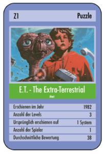 et01 205x300 - E.T. - The Extra-Terrestrial (Atari 2600, 1982)