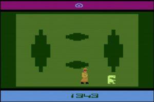 et01 300x199 - E.T. - The Extra-Terrestrial (Atari 2600, 1982)