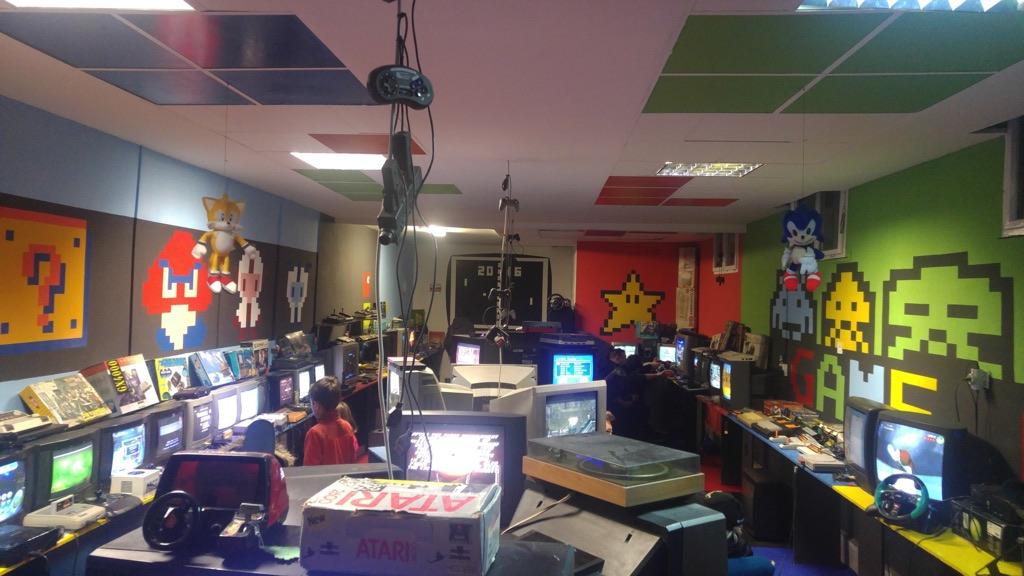 Retro Gaming in Budapest - Ein Paradies nicht nur für Retro