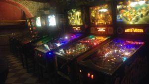 pinball7 300x169 - Retro Gaming in Budapest