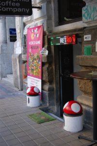 retrogaming1 200x300 - Retro Gaming in Budapest