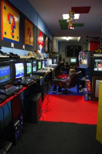 retrogaming17 200x300 - Retro Gaming in Budapest