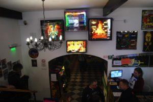 retrogaming24 300x200 - Retro Gaming in Budapest