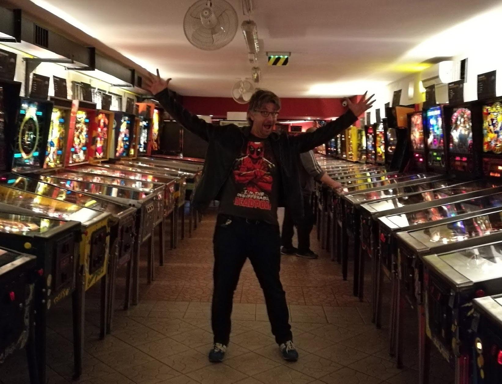 Retro Gaming in Budapest