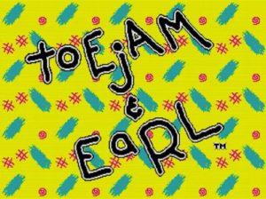 tjae1 300x224 - Toejam & Earl (Sega MegaDrive, 1991)