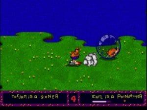 tjae2 300x223 - Toejam & Earl (Sega MegaDrive, 1991)