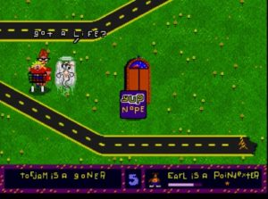 tjae3 300x223 - Toejam & Earl (Sega MegaDrive, 1991)