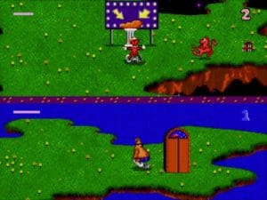 tjae4 300x225 - Toejam & Earl (Sega MegaDrive, 1991)