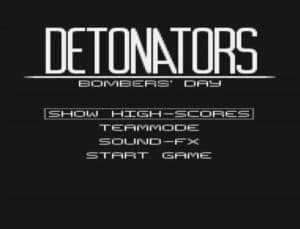 det1 300x229 - Detonators - Bombers Day (C64, 1993)
