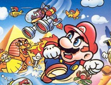 Super Mario Land (Gameboy, 1989)