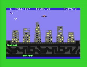 sny4 300x231 - Save New York (C64, 1983)