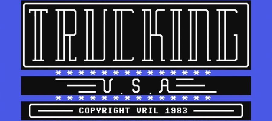 Bildschirmfoto 2017 06 05 um 20.27.08 900x400 - Trucking U.S.A. (C64, 1983)