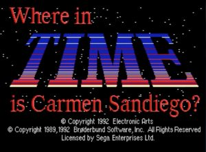 Bildschirmfoto 2017 06 18 um 20.13.19 300x222 - Where in Time is Carmen Sandiego? (Sega MegaDrive, 1992)