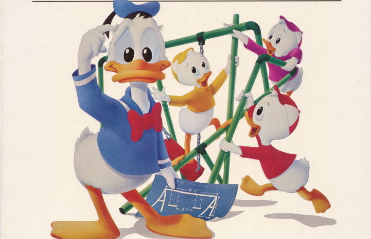 DDPG e1497727241517 - Donald Ducks Playground (C64, 1984)
