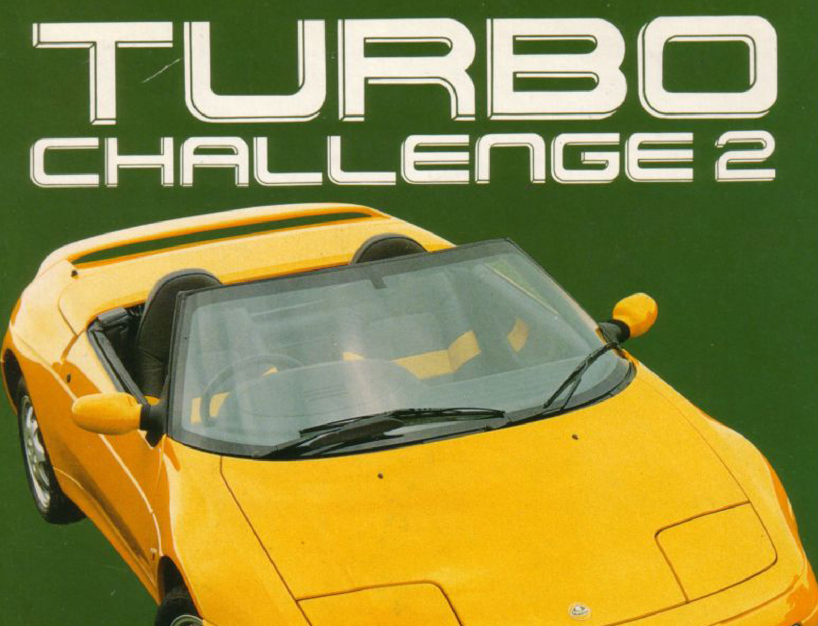 Lotus Turbo Challenge 2 (Amiga, 1991)