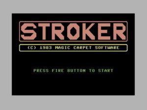 Bildschirmfoto 2017 06 30 um 17.34.46 300x225 - Stroker (C64, 1983)