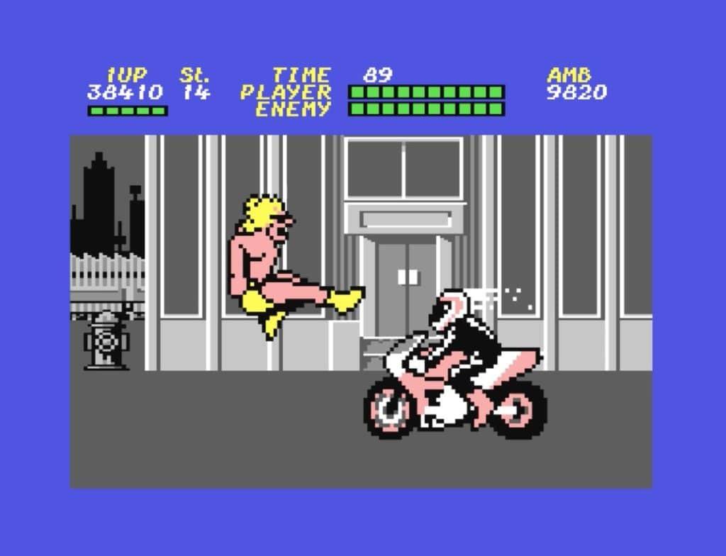 Bildschirmfoto 2017 07 20 um 23.47.27 1024x784 - Bop´ n Rumble (C64, 1987)