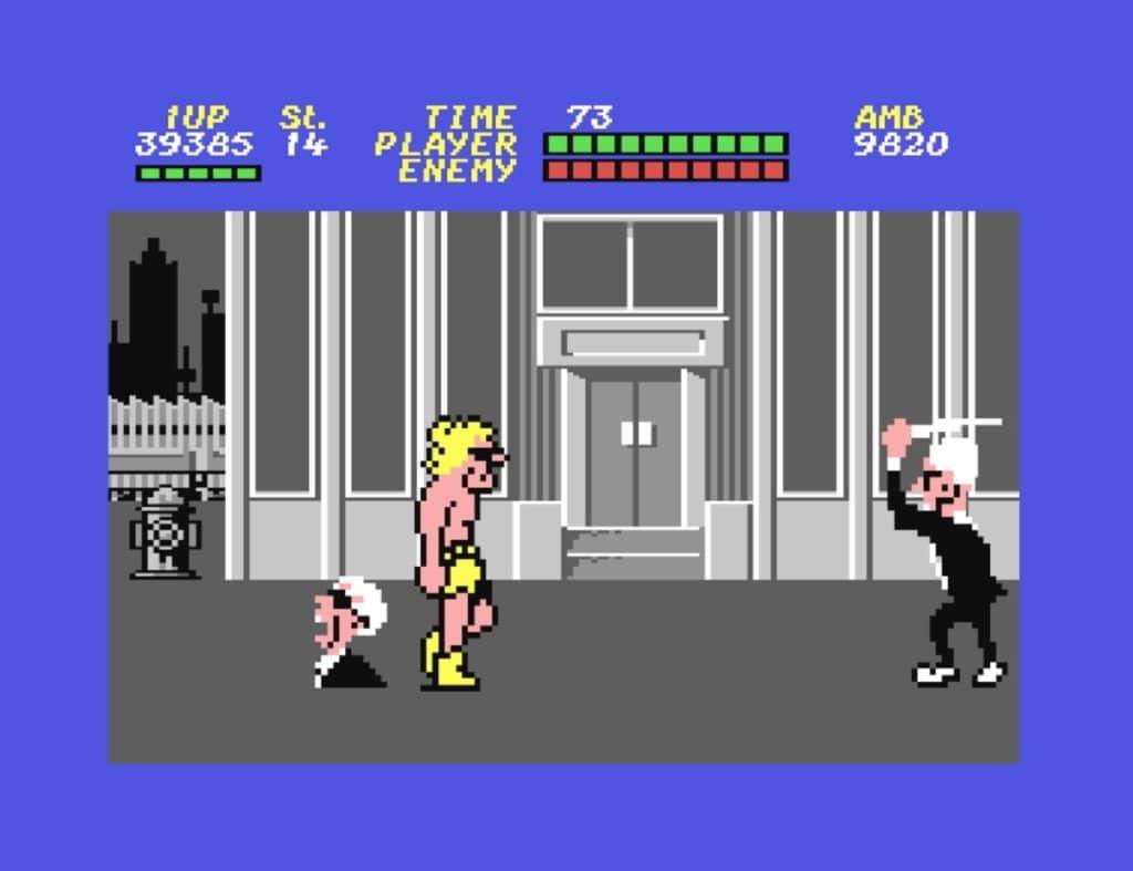 Bildschirmfoto 2017 07 20 um 23.52.05 1024x787 - Bop´ n Rumble (C64, 1987)