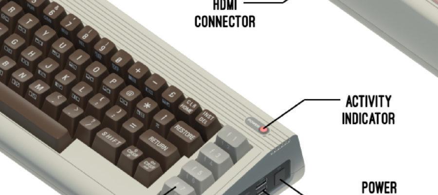 the64 900x400 - THE64 - Der Commodore64-Phönix