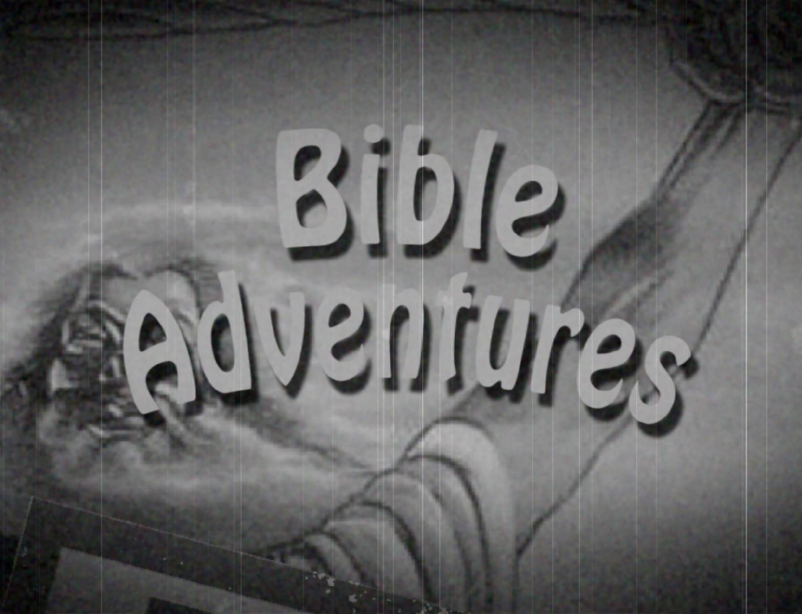 Bible Adventures (Sega MegaDrive, 1995)