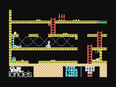 Bildschirmfoto 2017 08 16 um 06.58.56 400x300 - Infernal Runner (c64, 1985)