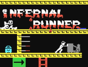 Infernal Runner (c64, 1985)