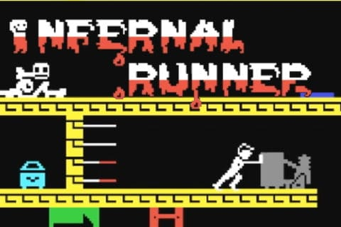 infrunbb 4 480x320 - Infernal Runner (c64, 1985)