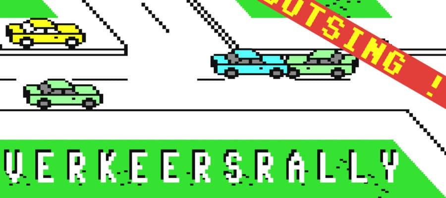 vrallybbi 900x400 - Verkeersrally (C64, 1985)