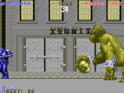Schon vor Super Smash Brothers standen sich Mega Man und Donkey Kong - zumindest als Klon - gegenüber