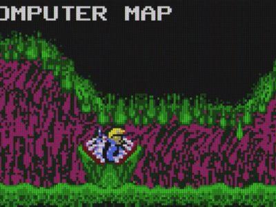 Bildschirmfoto 2017 09 24 um 22.13.23 400x300 - Todd´s Adventures in Slime World (Atari Lynx, 1990)