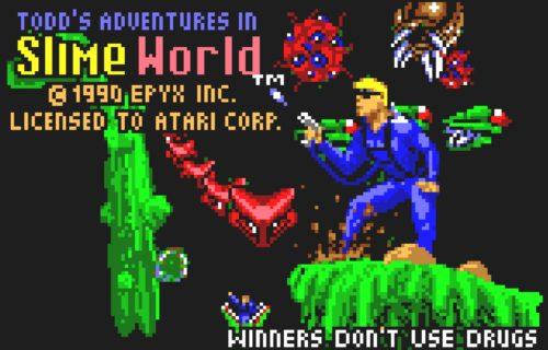 Bildschirmfoto 2017 09 24 um 23.10.14 500x320 - Todd´s Adventures in Slime World (Atari Lynx, 1990)