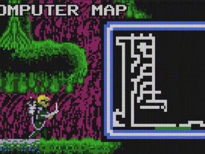 Die übersichtliche Automap hilft euch, wieder auf den richtigen Weg zu kommen.